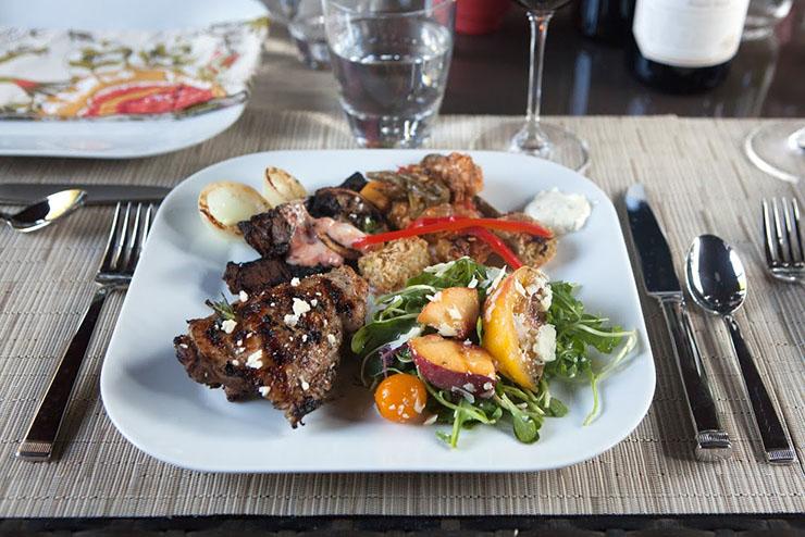 20140913 165 Sherwood dinner