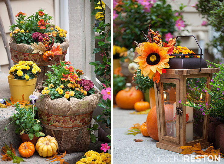 holiday home tour the wests lush and surprisingly affordable fall decor - Fall Home Decor