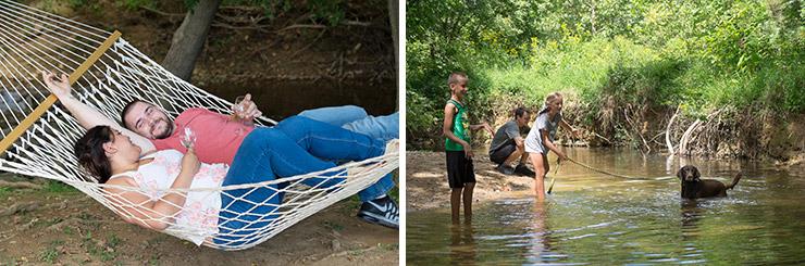 Three-Fox-Vineyards-stream-hammock