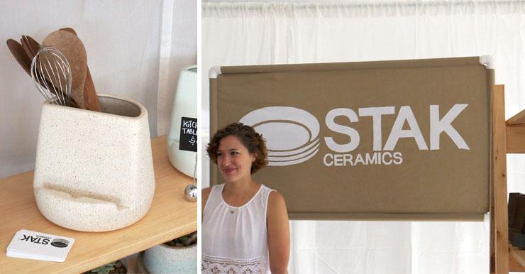 stak ceramics crafty bastards union market dc metro modern reston