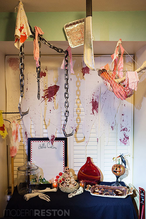Decorate Room Halloween Party Interesting Ideas