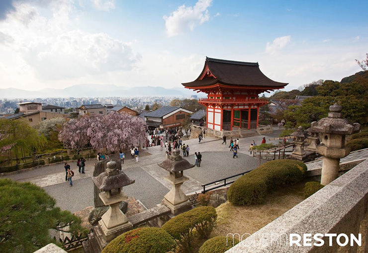 Kyoto Japan Airbnb Travel Modern Reston