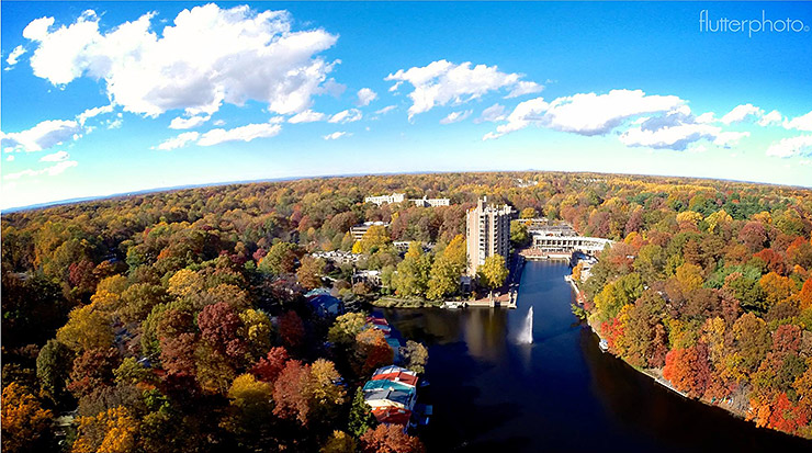 Reston-aerial-photography-Lake-Anne-001