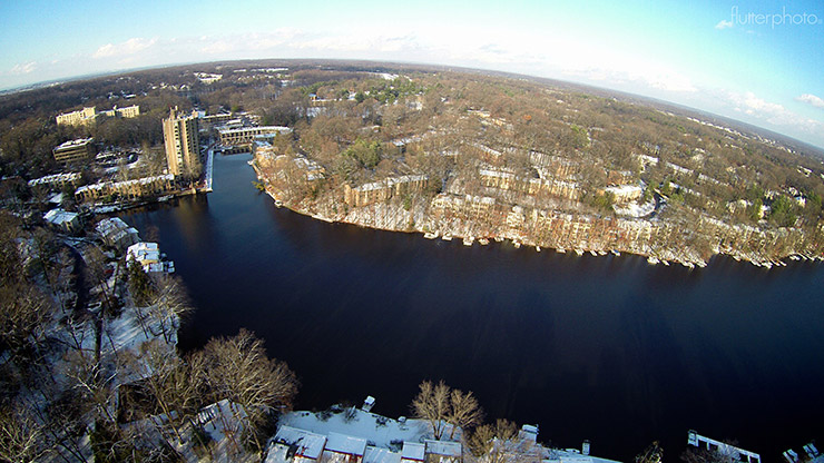 Reston-aerial-photography-Lake-Anne-004