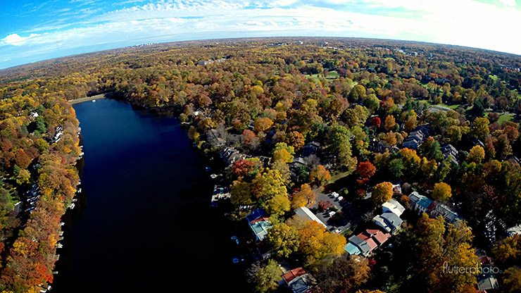 Reston-aerial-photography-Lake-Anne-005