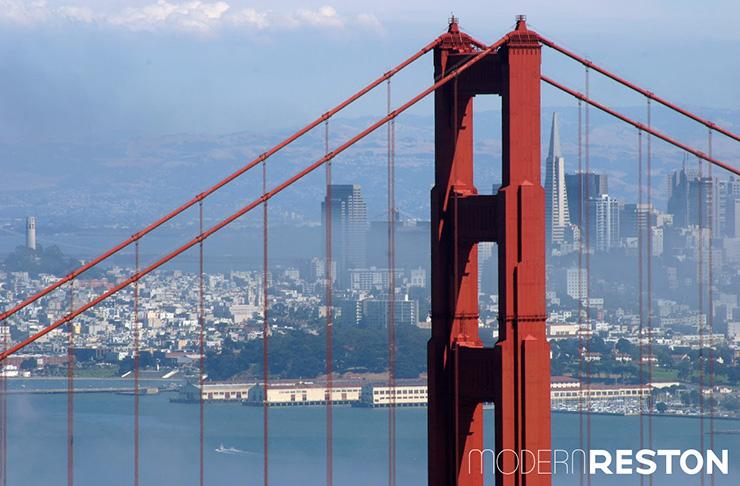 San Francisco CA Airbnb Travel Modern Reston