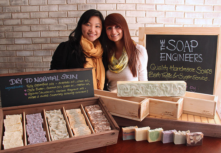 The Soap Engineers Artisan Soaps Modern Reston Gifts
