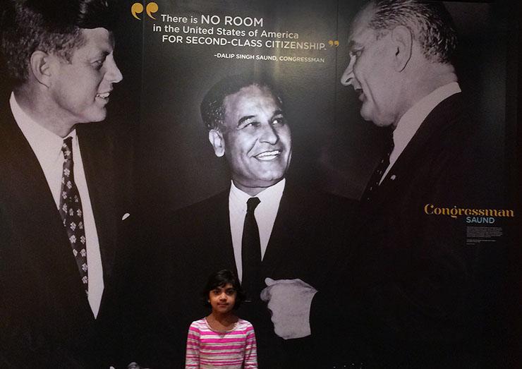 Smithsonian Beyond Bollywood DC Reston