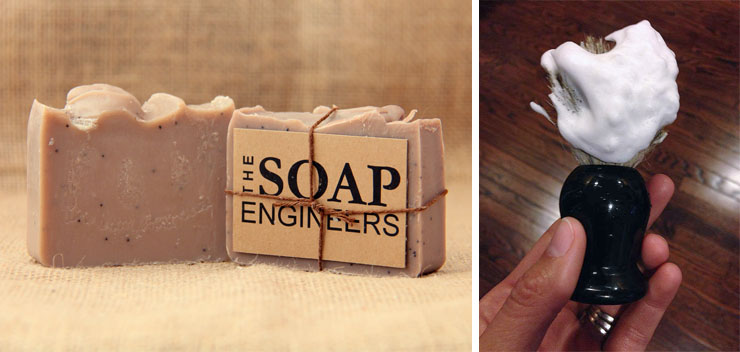 The Soap Engineers Modern Reston Artisan Soaps Men