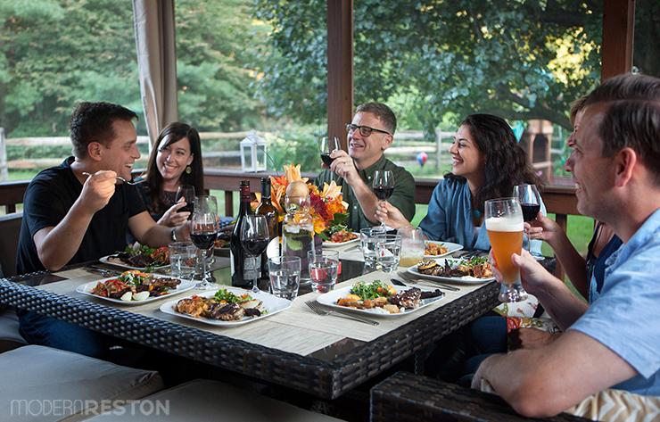 20140913 174 Sherwood dinner