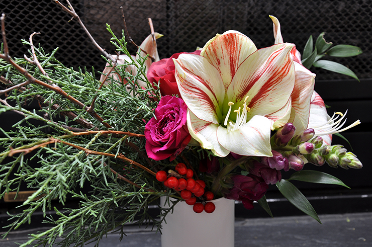 Northern Virginia Florist Taffy Floral Designer Modern Reston