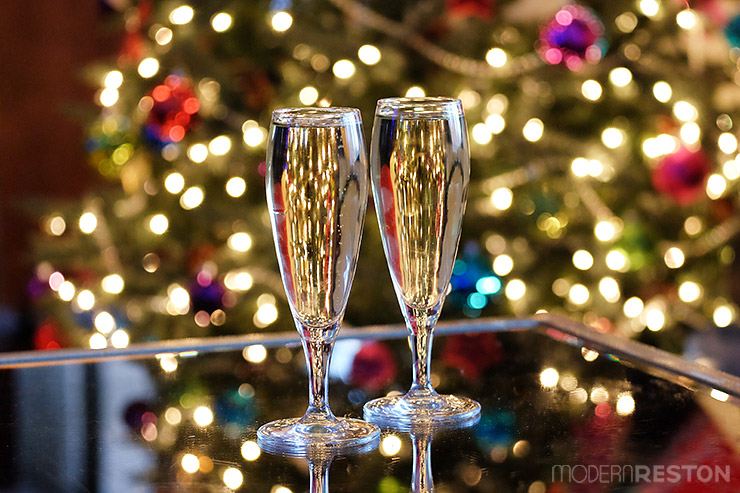 New Years Eve events in the Reston, Virginia area