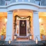 Reston holiday home tour - Christmas home decor