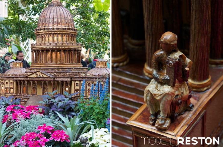 US Botanic Garden DC Modern Reston