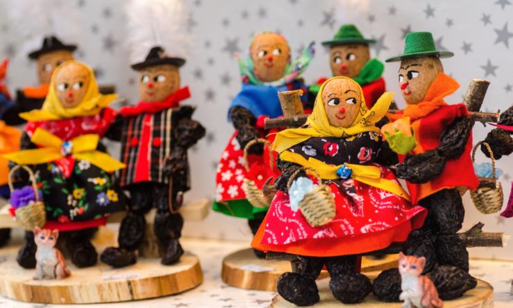German Christmas market Modern Reston