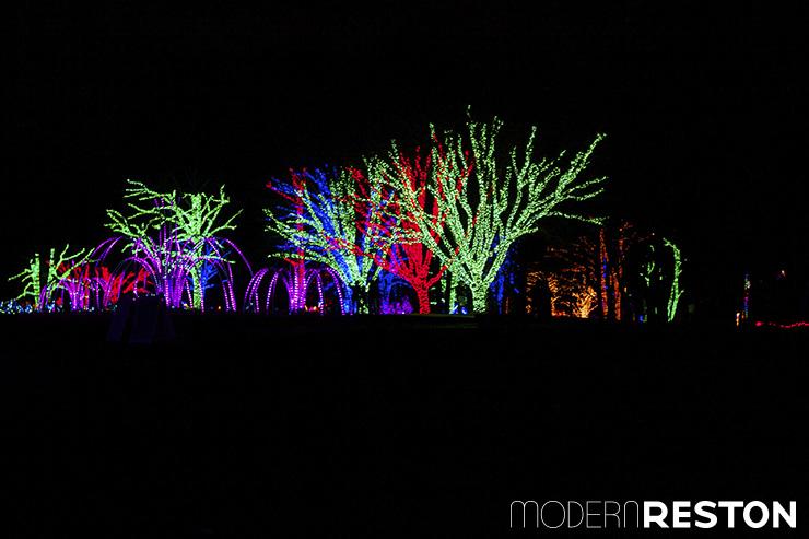 Meadowlark Botanical Gardens Modern Reston