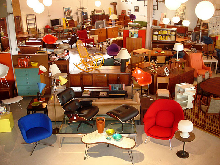 Mid Century Modern furniture in the DC area