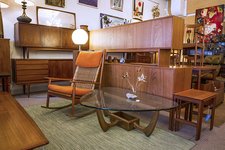 Modern Mobler Reston DMV Mid Century Furniture