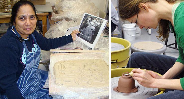 Reston-Community-Center-pottery-art-classes