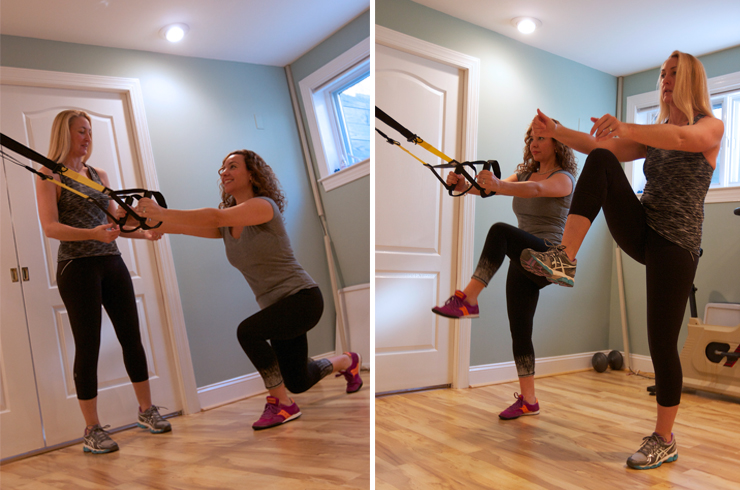 Reston Fitness Personal Trainer TRX