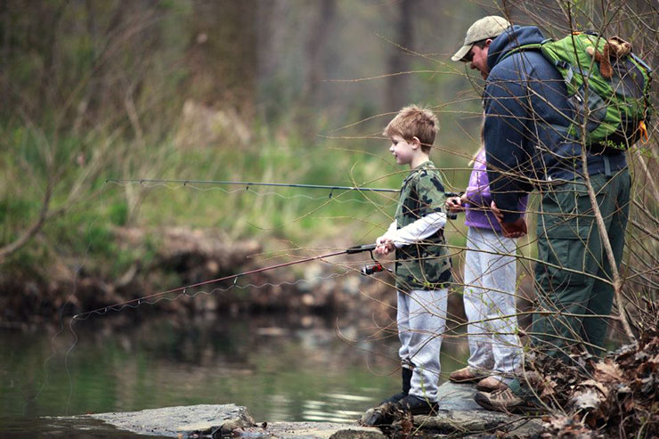 Kids-Trout-Fishing-Reston-Association-Sean-Bahrami-2