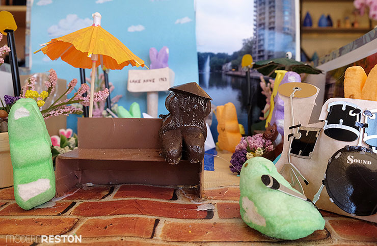 Peeps-diorama-Lake-Anne-Reston-Virginia-04