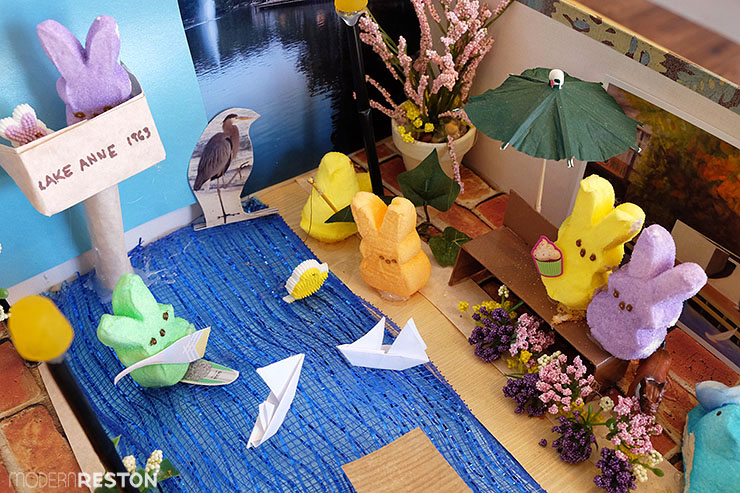 Peeps-diorama-Lake-Anne-Reston-Virginia-05