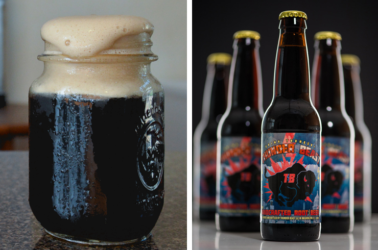 Thunder Beast Root Beer Union Kitchen DC Virginia Reston