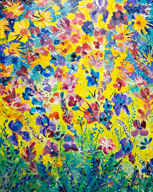 Reston-in-Bloom-painting-by-Melanie-Stanley