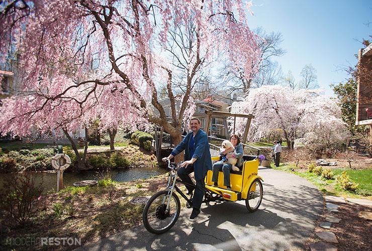 Ella-Pedicab-Lake-Anne-Reston