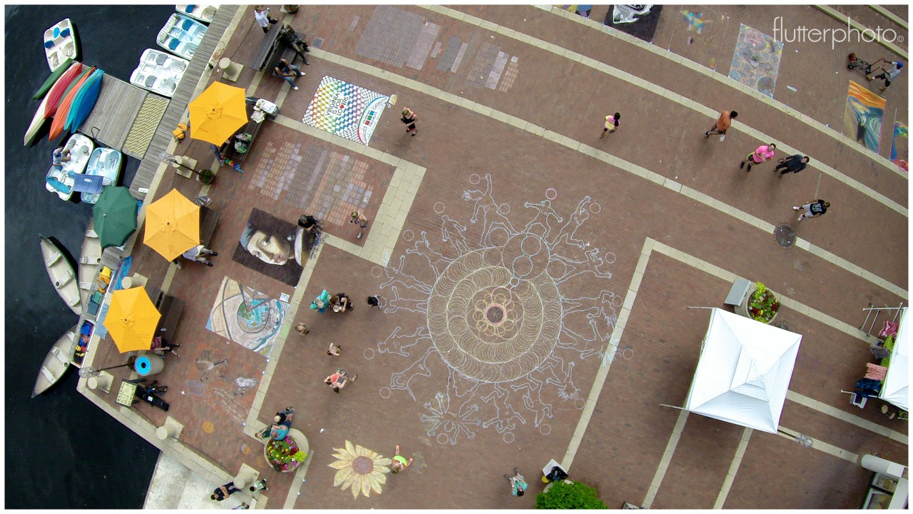 Lake-Anne-chalk-festival-aerial-photo-by-Alejo-Pesce-01