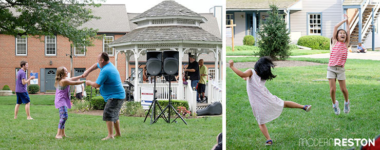 20150712 231 Great Falls Village Concert on the Green