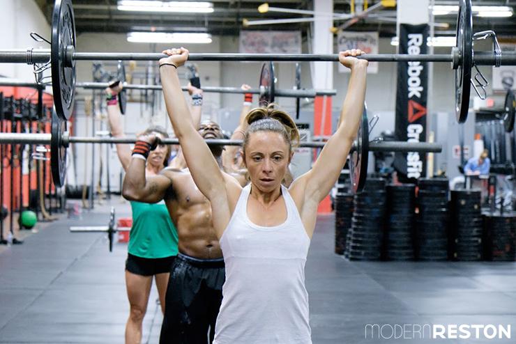 CrossFit Reston Herndon VA WOD