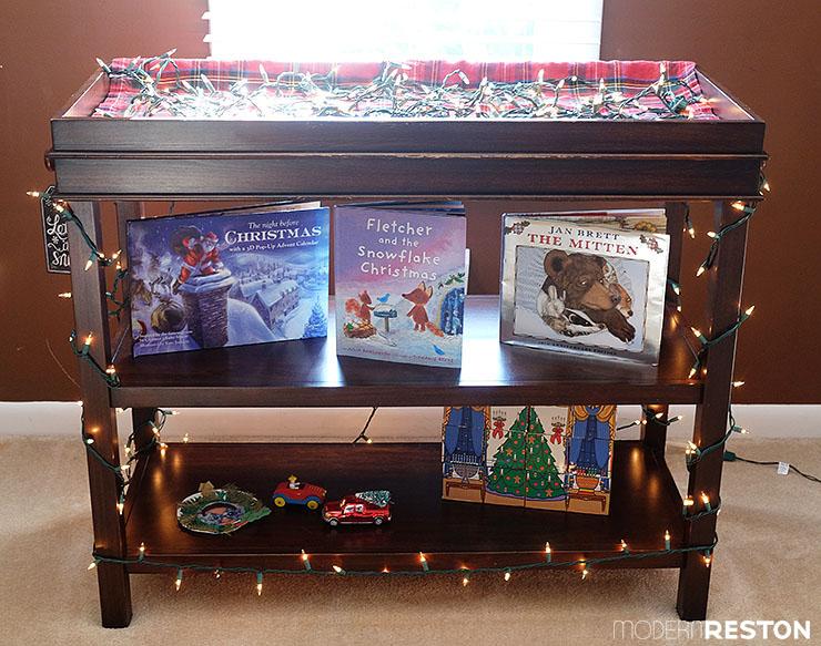 Children's Christmas decorations