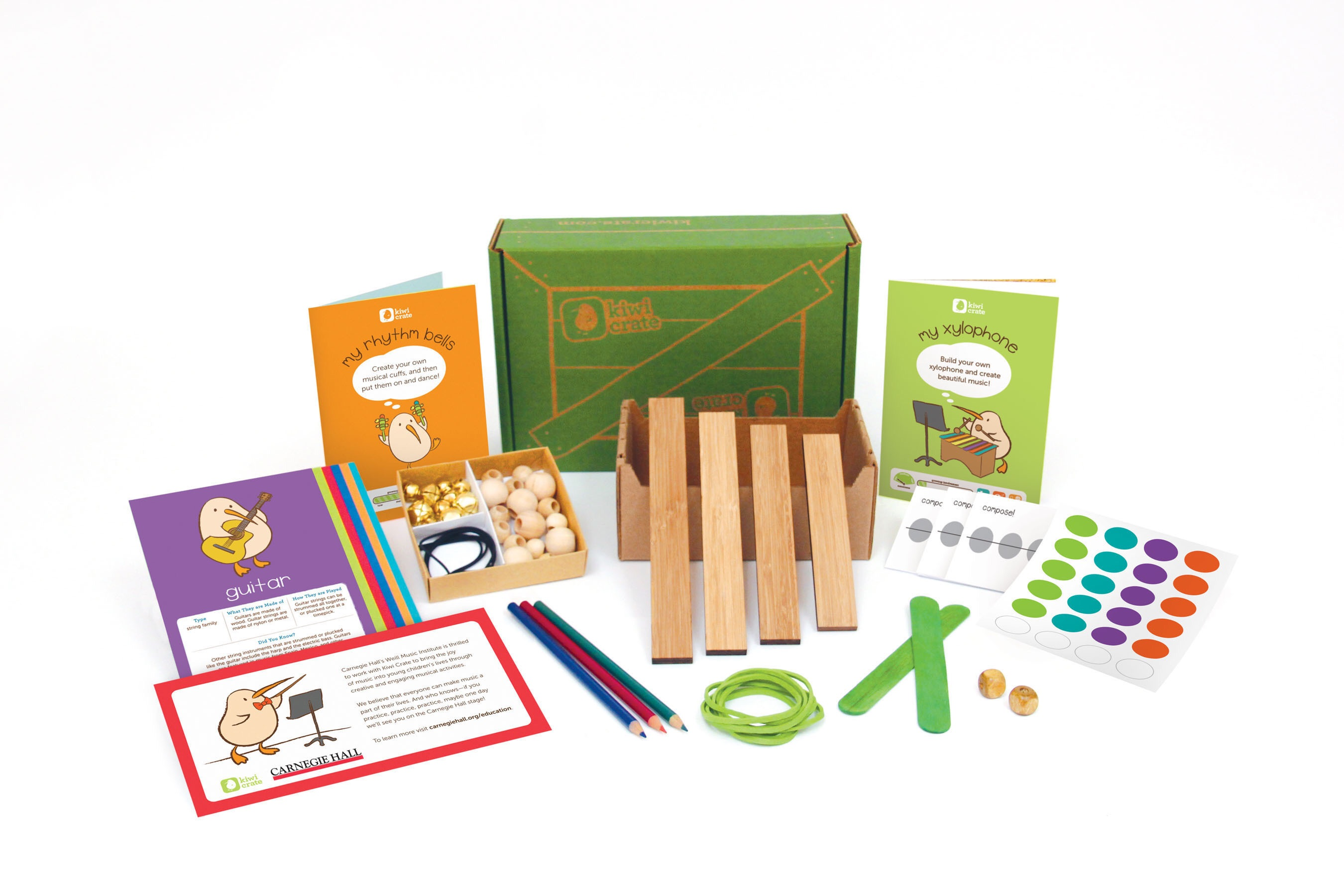 Kids subscription boxes give an experience rather than for Kid craft subscription box