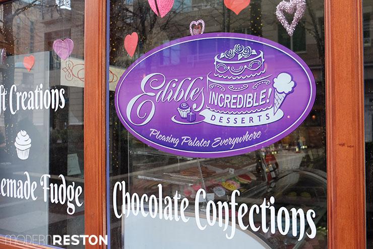 Edibles Incredible Desserts Reston Town Center Modern Reston