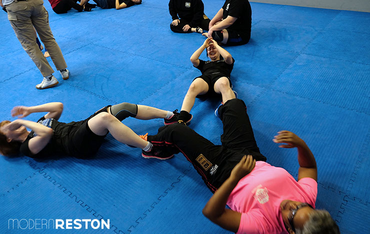 First Defense Krav Maga Reston Herndon NOVA