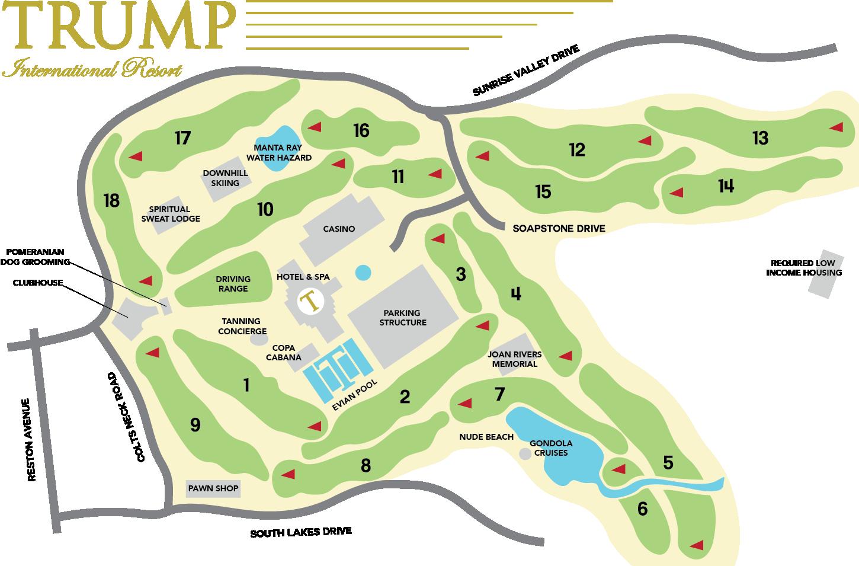 Home Decor Philippines Sale Reston National Golf Course Announces Land Sale To New