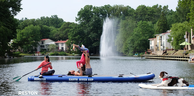 Reston-paddleboarding-Lake-Anne-01