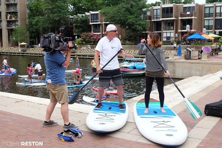 Reston-paddleboarding-Lake-Anne-10
