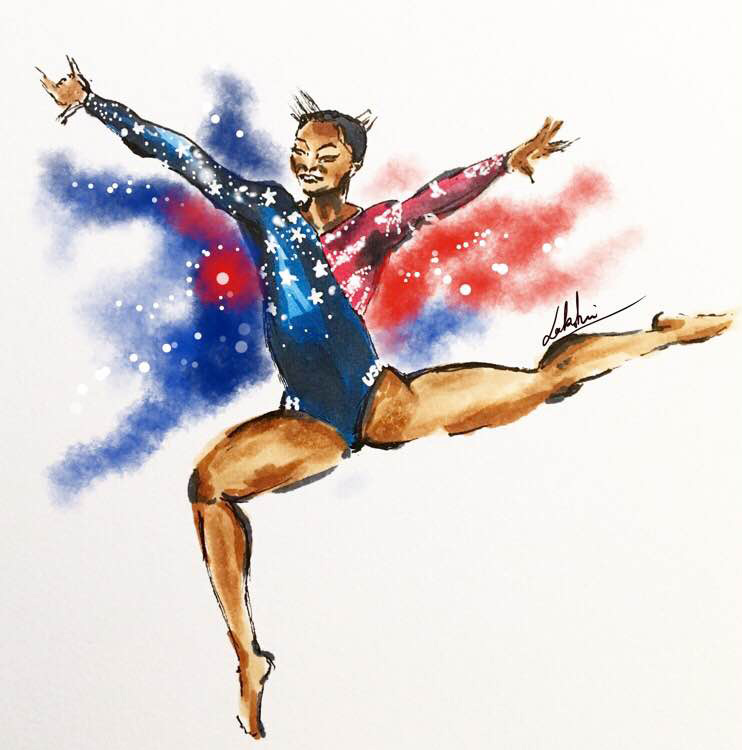 Simone-Biles-illustration