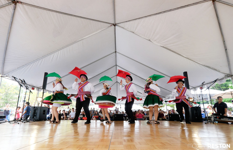 Tradiciones Bolivian(Bolivian dance)