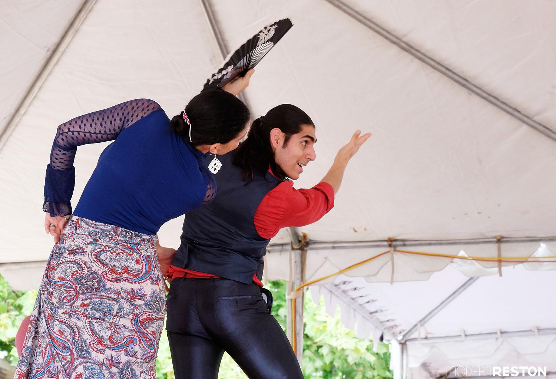 Furia Flamenca (Flamenco dance)