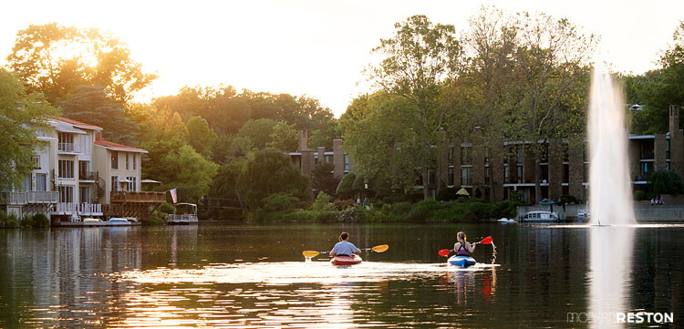 Reston-kayaking