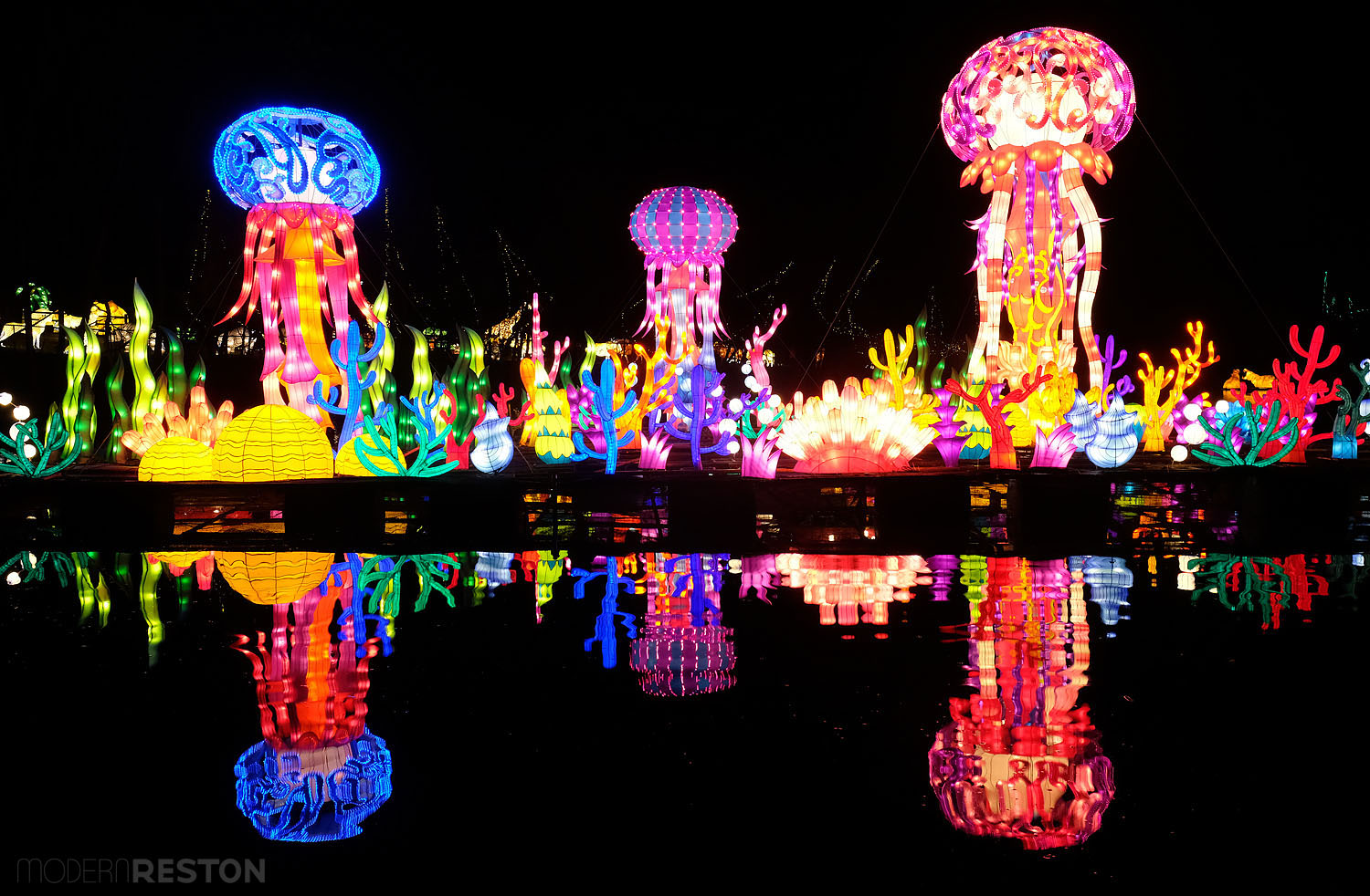 the chinese lantern festival might be the most beautiful