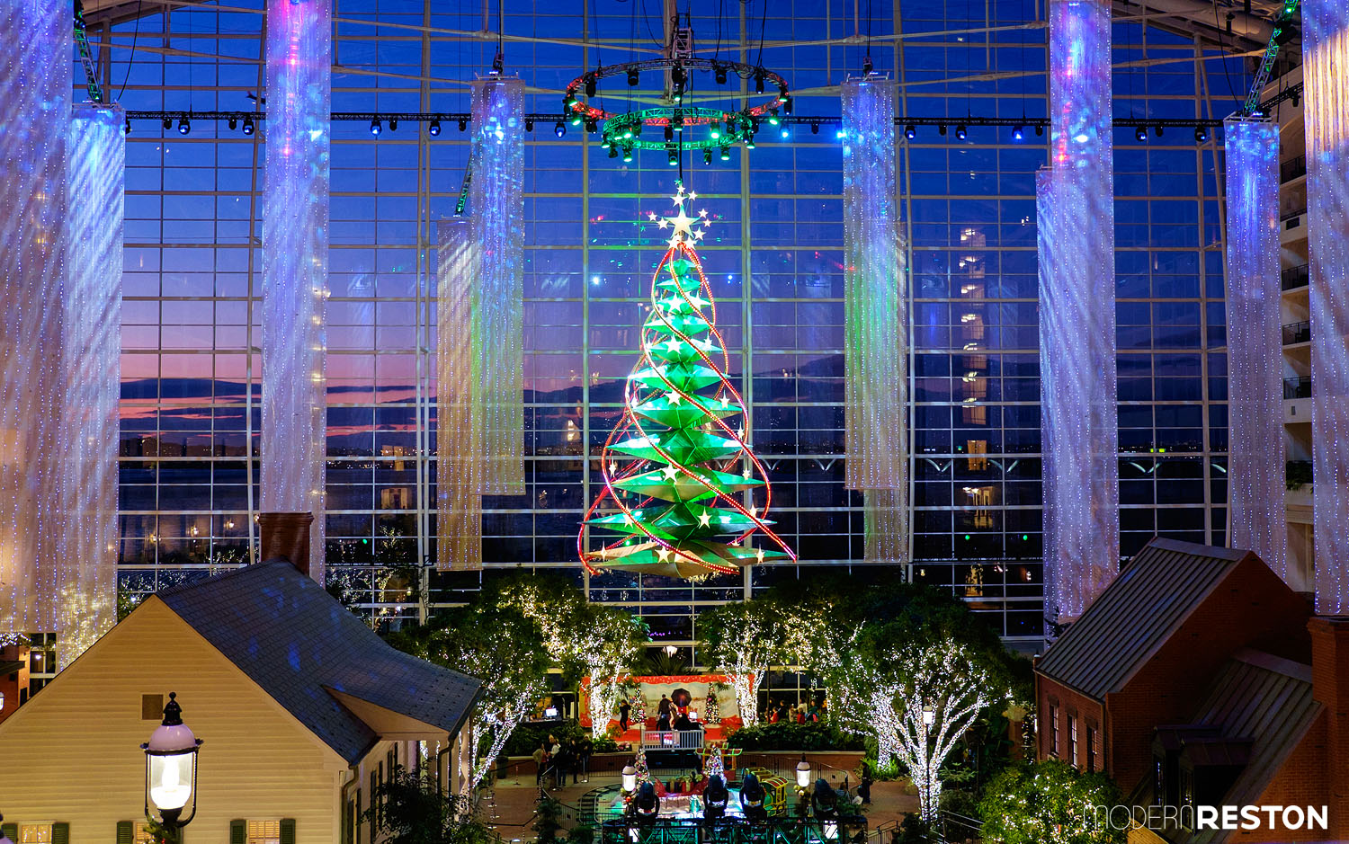 gaylord-national-harbor-christmas