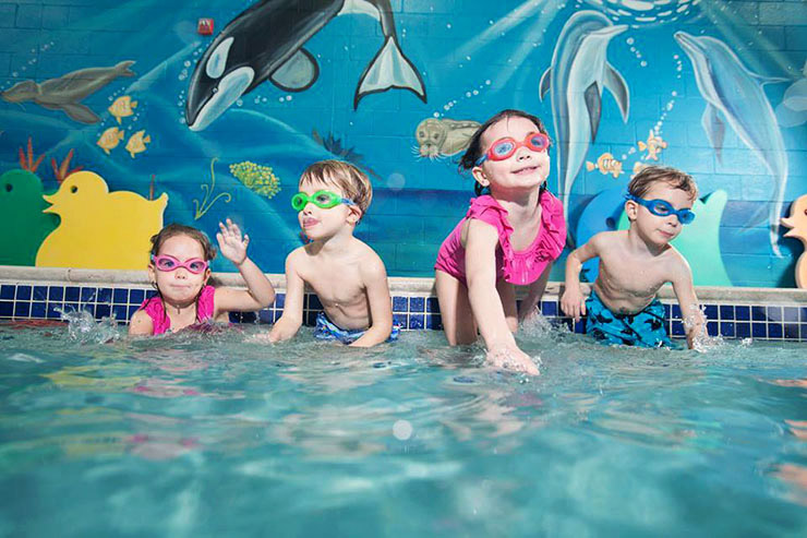 Goldfish Swim School in Reston, Virginia