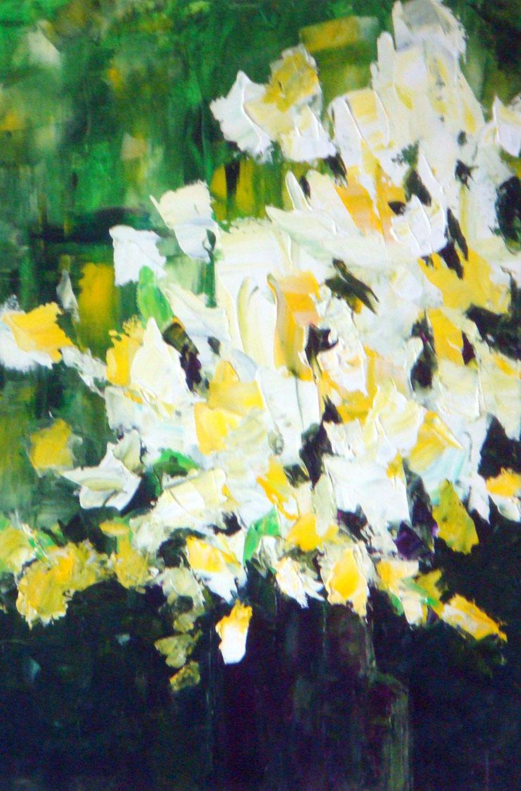 I Love Daisies, by Celeste Nikkel