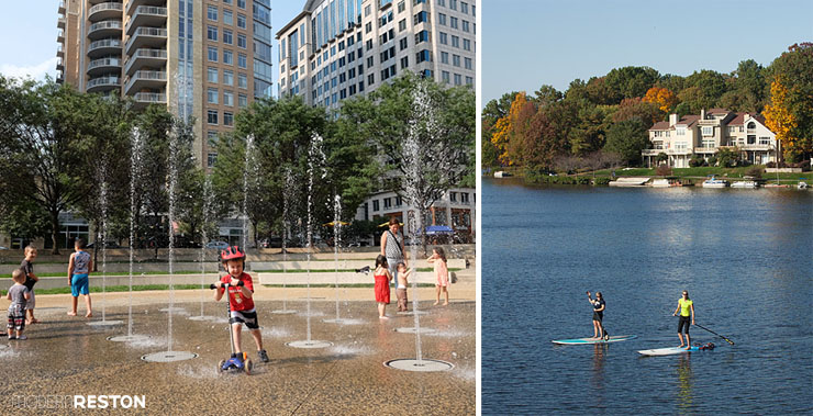 Reston-Town-Center-water-fun