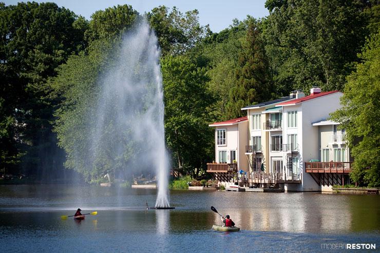 Lake-Anne-boat-rentals
